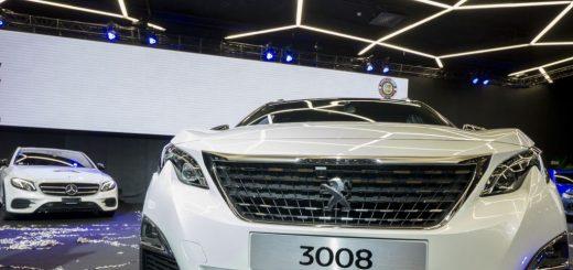 پژو ۳۰۰۸؛ خودروی سال اروپا