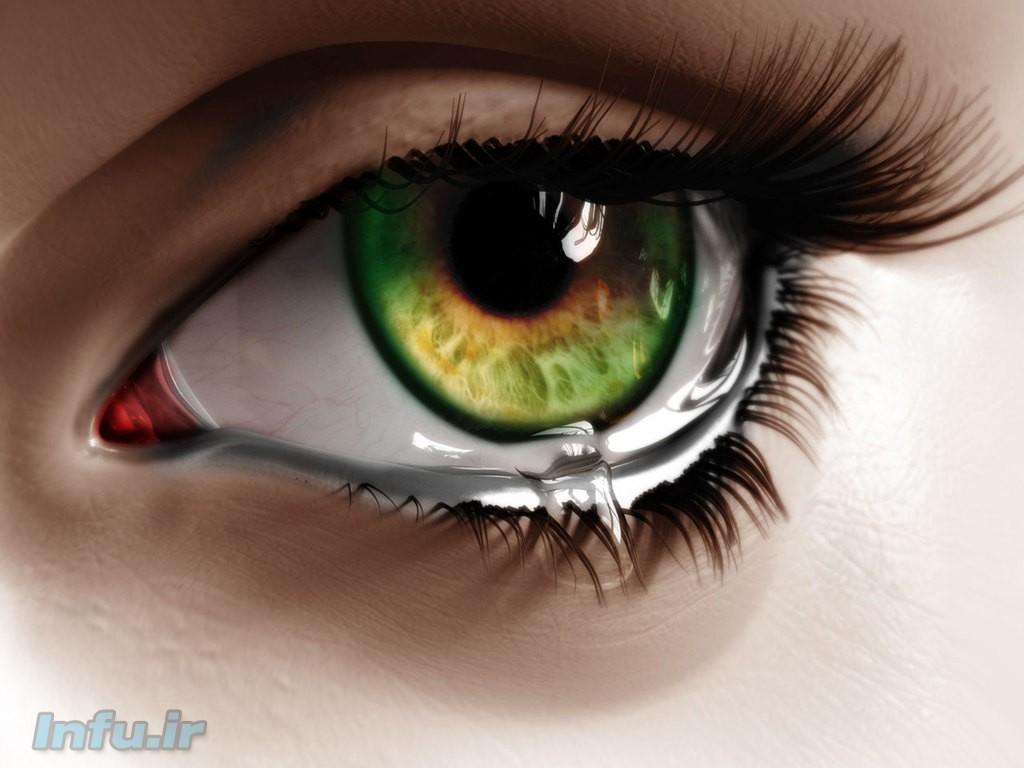 آثار ویروس زیکا در اشک چشم