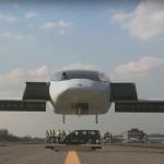 هواپیمای برقی