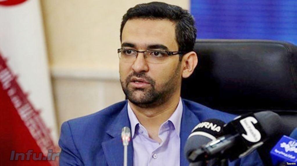 آذری جهرمی میگوید بخشی از مشکلات حذف اپلیکیشنهای ایرانی به دلیل انحصار ذاتی در ارائه سرویسهای گوگل است.