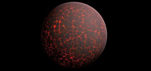تصویر نقاشیشده از دوره پیشازیستی؛ احتمالاً در ۱۰۰ میلیون سال ابتدای این دوران، سیارات منظومه خورشیدی، از جمله زمین شکل گرفتهاند