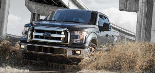 فورد سری اف از همه خودرو ها پر فروش تر است