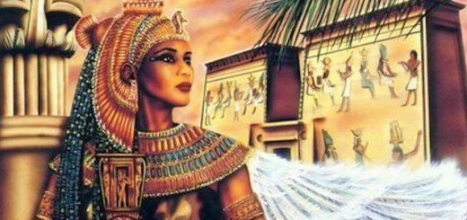 الهه ی مصری