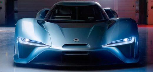 شرکت NextEV،سریعترین خودروی برقی جهان را معرفی کرد