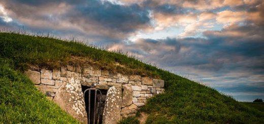 تپه ی تارا در ایرلند