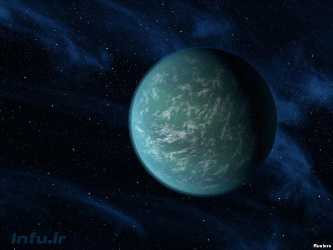 کپلر ۲۲ بی؛ نخستین سیاره فرای منظومه ما که تلسکوپ کپلر ناسا، گردش مداری آن در محدوده ستارهای مشابه خورشید را تأیید کردهاست. محدودهای که ممکن است زیستپذیر باشد... البته کپلر ۲۲ بی، ۶۰۰ سال نوری با ما فاصله دارد.