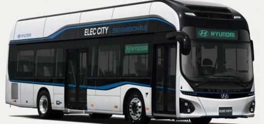 اتوبوسهای برقی