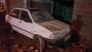 زمین لرزه در شهر مریوان