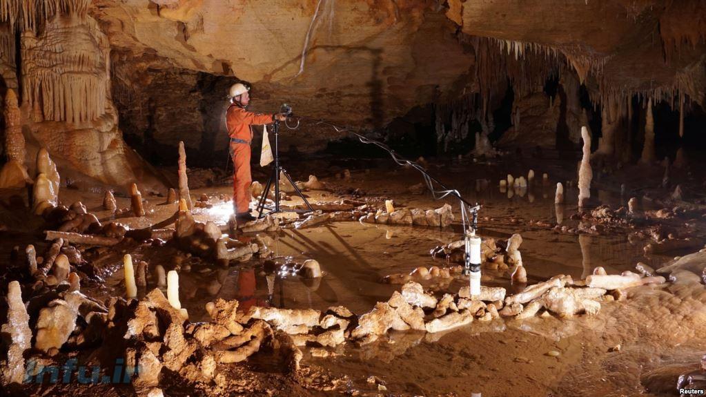 غار نئاندرتالها در فرانسه