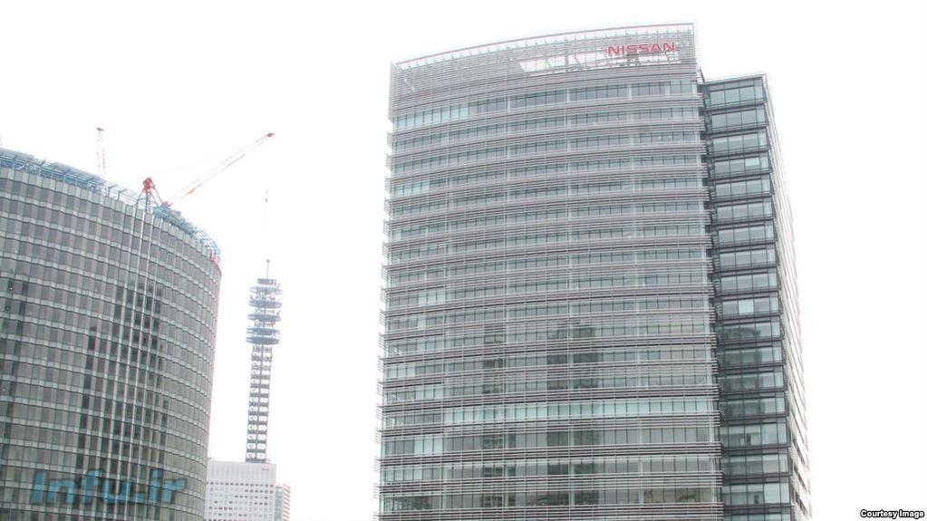 مرکز نیسان در یوکوهاما،ژاپن