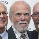 رینر ویس، بری بریش و کیپ تورن بهطور مشترک برنده جایزه نوبل فیزیل سال ۲۰۱۷ شدهاند.