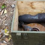 اسفناجی که بمب پیدا میکند