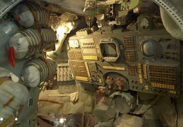 موزه فضانوردی روسیه مسکو