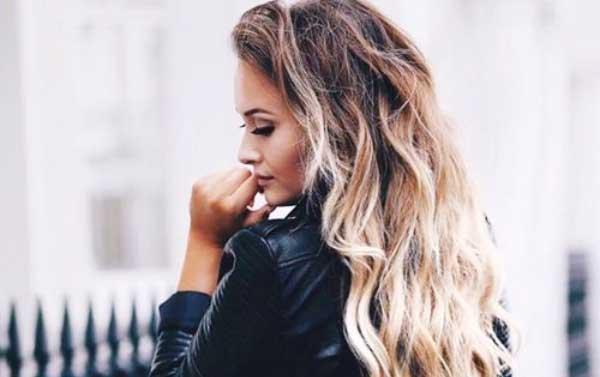 بهترین رنگ مو برای زمستان