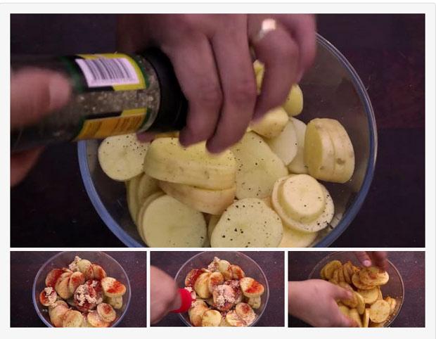 طرز تهیه غذا برای پیک نیک