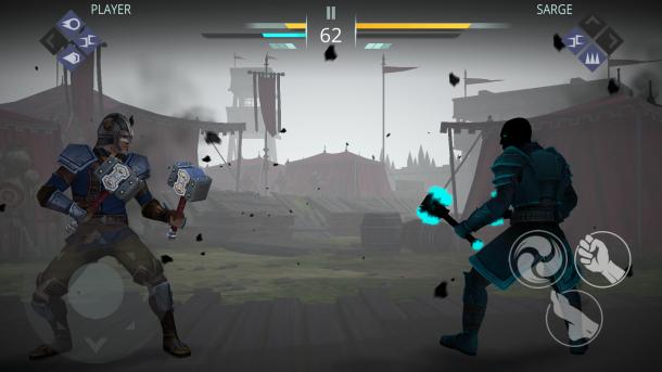 بازی موبایل Shadow Fight 3