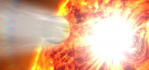 طرحی از سیاره HD 20782