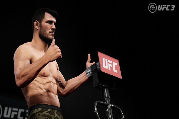 بازی UFC 3
