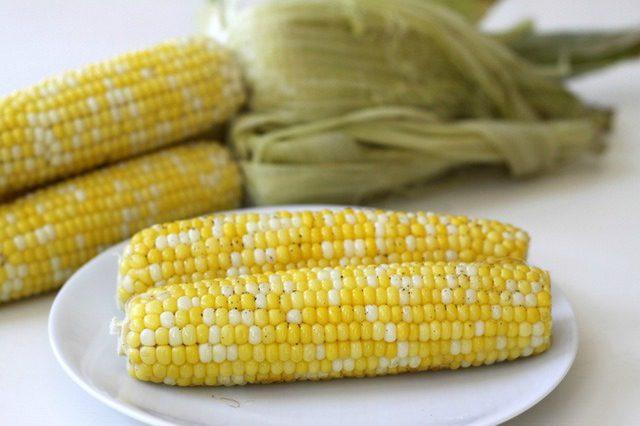 روش تهیه ذرت کره ای با فویلbuttered corn