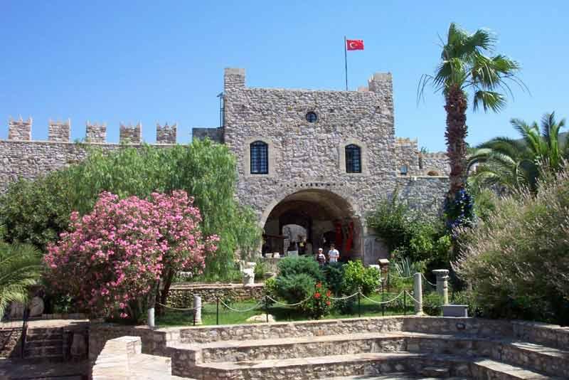 جاهای دیدنی تفریحی مارماریس ترکیه,موزه مارماریس