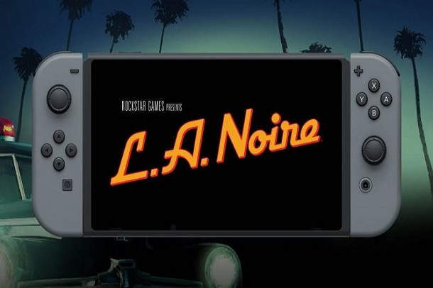 بازی L.A. Noire