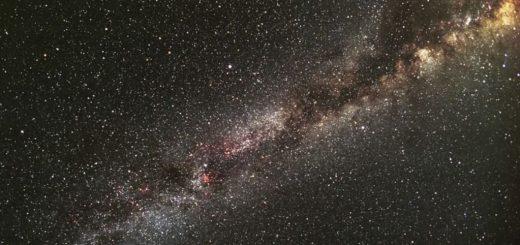 کهکشان راه شیری از منظر تلکسوپ فضایی کپلر