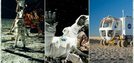 اکتشافات فضایی