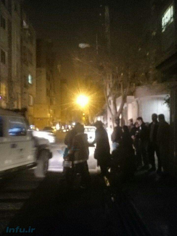 ⭕️ منابع خبری از حضور مردم تهران بدلیل ترس در خیایانها خبر دادند