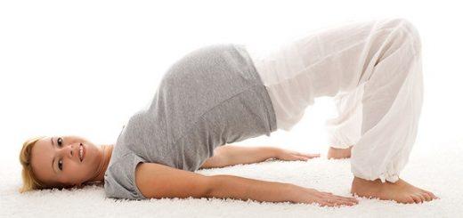 حرکات ورزشی دوره بارداری
