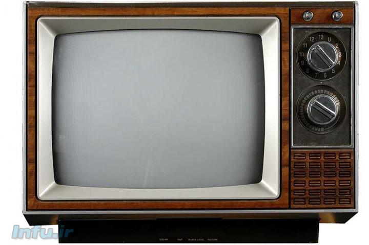 تلویزیونهای قدیمی