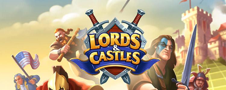 بازی lord and castles