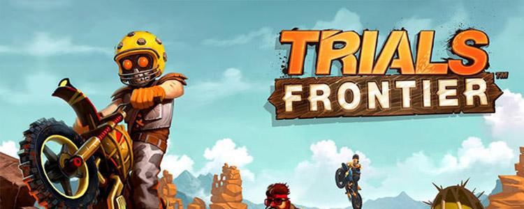بازی موبایل Trials Frontier