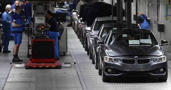 BMW-Production-Line