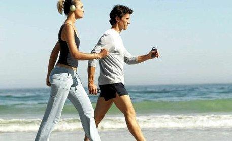 پیاده روی : دور کمرتان را کم کنید، سلامتتان را بهبود بخشید