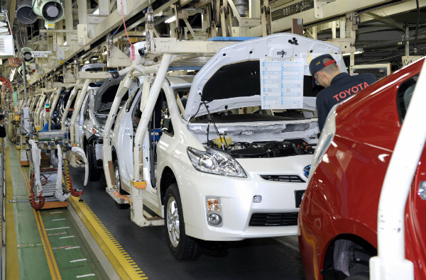 Toyota And Mazda Building New $1.6 Billion Plant (3)