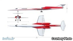 هواپیمای مافوق صوت