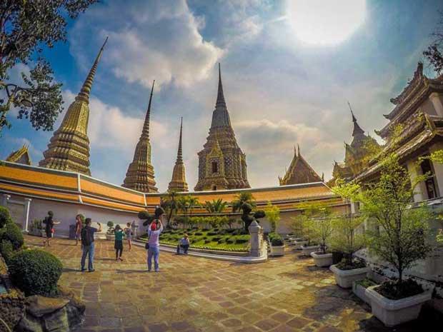 دیدنیهای تور بانکوک,معبد وات فو