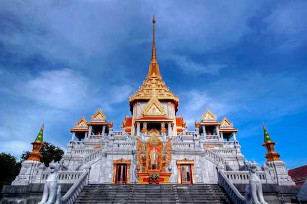 دیدنیهای تور بانکوک,معبد وات ترایمیت
