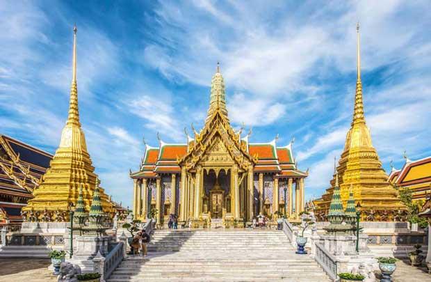 دیدنیهای تور بانکوک,کاخ بزرگ بانکوک