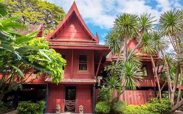 دیدنیهای تور بانکوک,خانه جیم تامپسون
