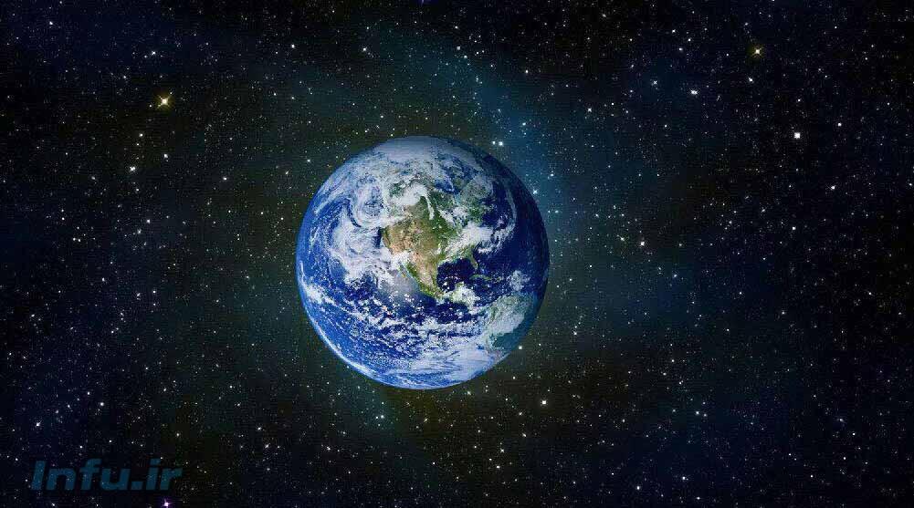 ظهور زمین نو پا