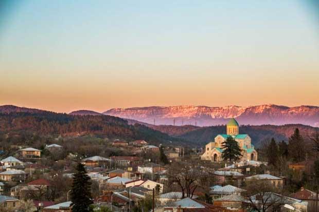 جاهای دیدنی گرجستان,کوتاییسی