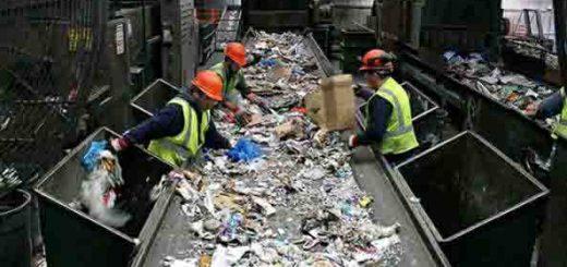 بازیافت زبالهها