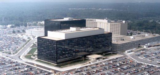 ساختمان آژانس امنیت ملی آمریکا(اناسای)