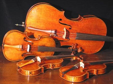 انتخاب یک ساز موسیقی - سازهای زهی