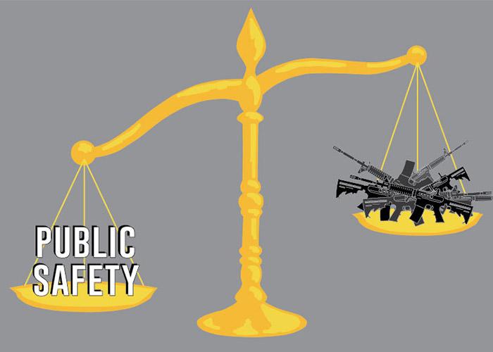 قوانین منع حمل اسلحه و نجات زندگی افراد
