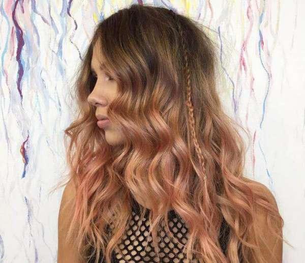 جذاب ترین رنگ و مدل موی زنانه سال 2017