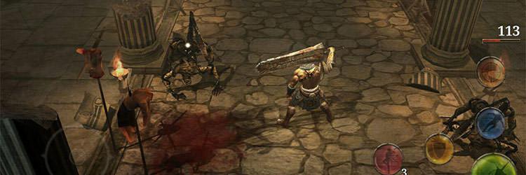 بازی Ire: Blood Memory