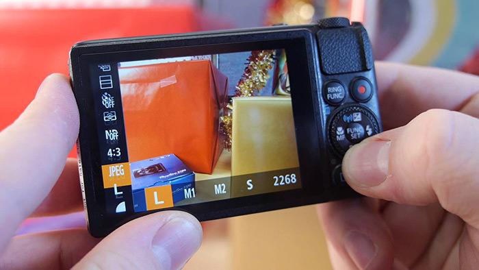 بهترین دوربین کامپکت- کانن پاورشات s120
