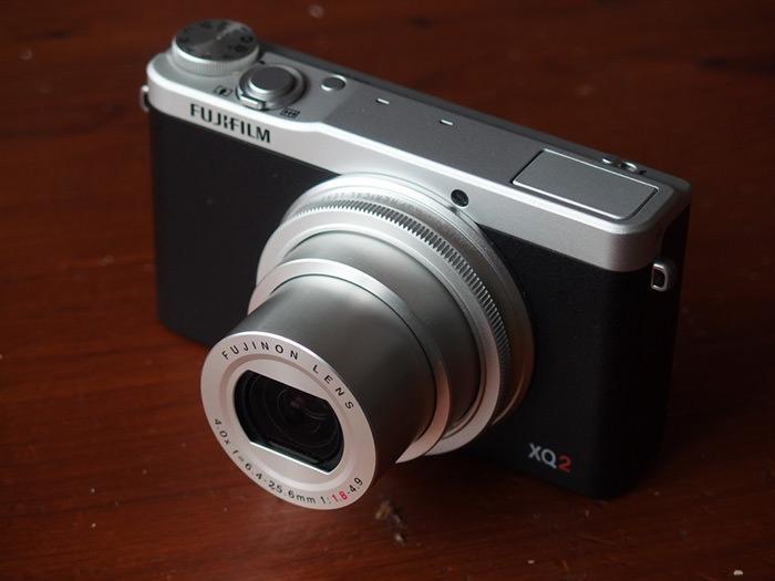 بهترین دوربین کامپکت- فوجی فیلم xq2